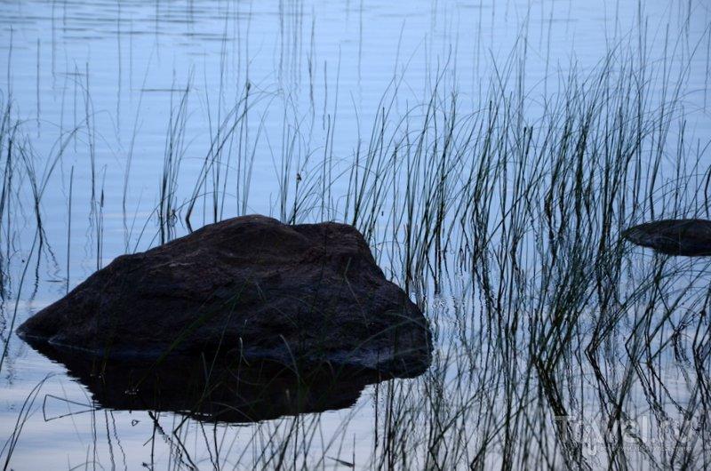 Озерная система Реповеси очень интересна