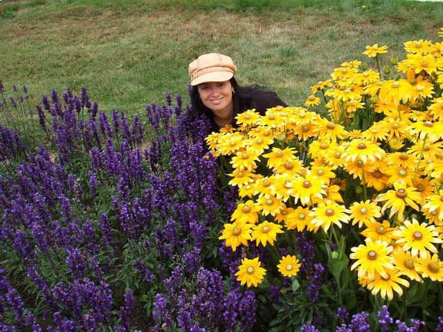 Калифорнийские поля сошли со страниц романа о Скарлетт О'Хара / Фото из США