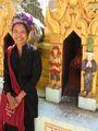Девушка народности пао / Мьянма