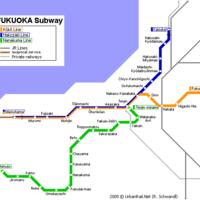 Фукуокский метрополитен представляет собой систему линий метро, действующую в японском городе Фукуока.
