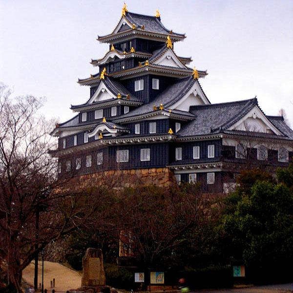 Сейчас в Японии осталось всего двенадцать замков / Фото из Японии