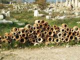 Керамические трубы / Фото из Турции