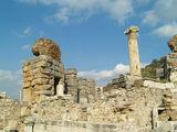 Развалины домов Эфеса / Фото из Турции