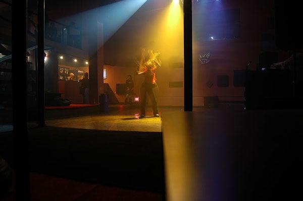Ночной клуб / Фото из Гpузии