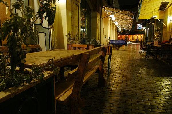 Пешеходная улочка / Фото из Грузии