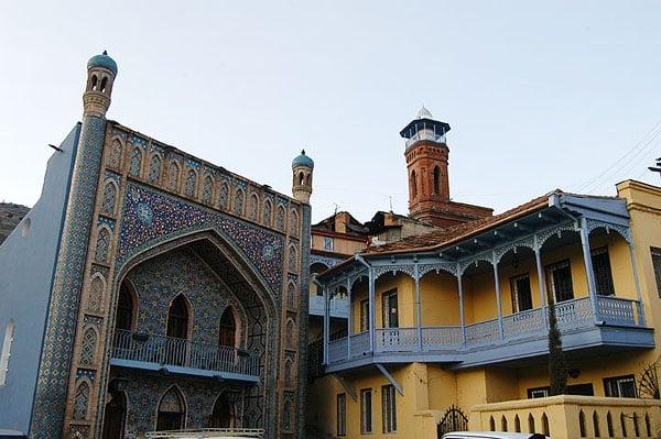 Мечеть / Фото из Грузии