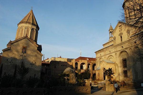 Армянский храм / Фото из Грузии