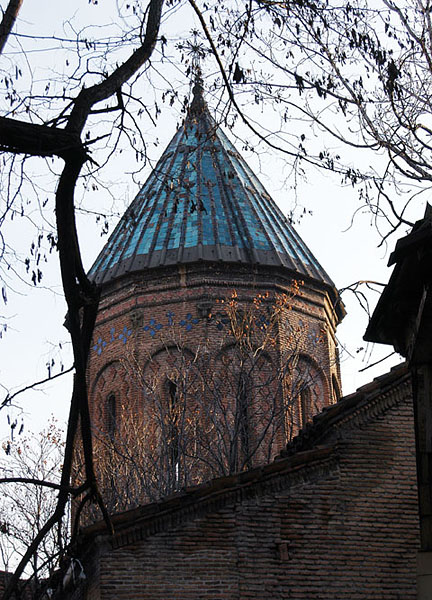 Лурджи монастери / Фото из Грузии
