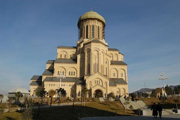 Храм Святой Троицы / Фото из Грузии