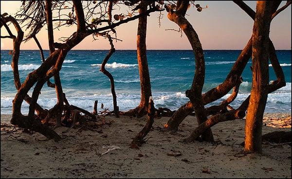 Вечер в Варадеро / Фото с Кубы