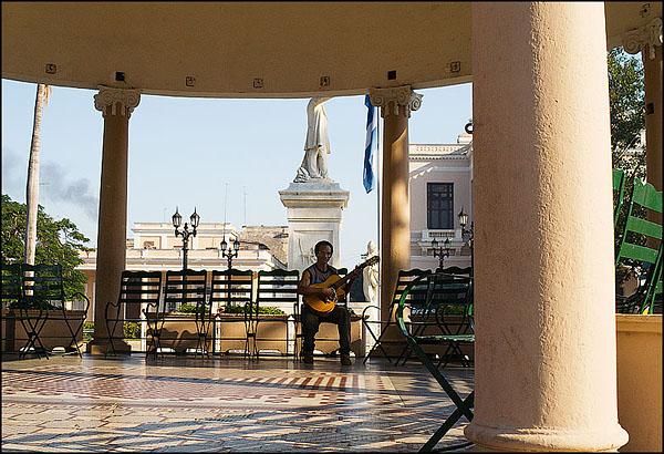В Сьенфуэгосе / Фото с Кубы