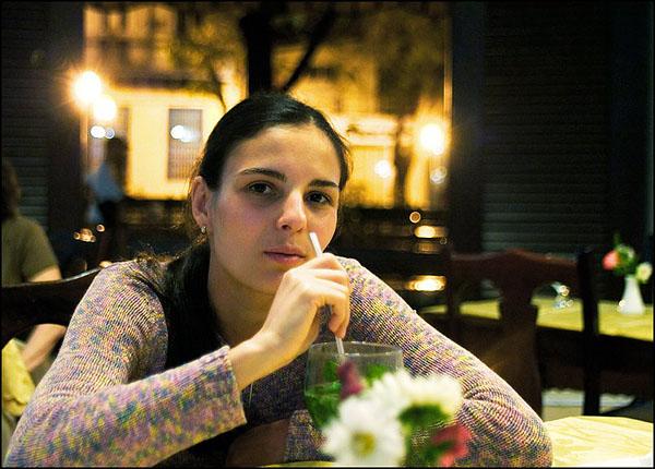 В ресторане. Сантьяго-де-Куба / Фото с Кубы