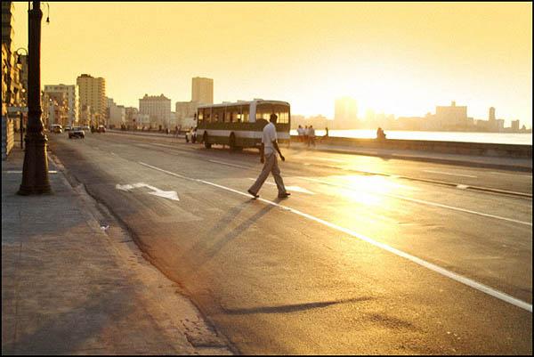 Малекон / Фото с Кубы