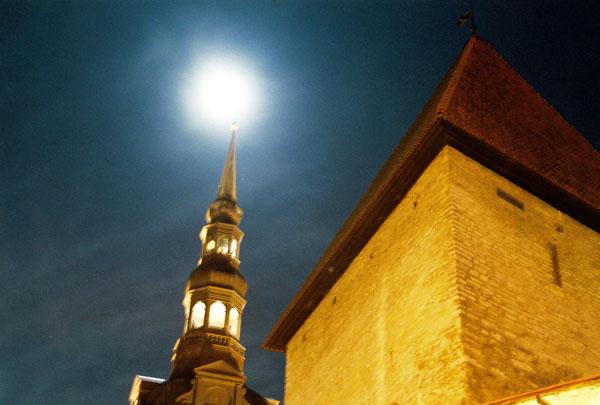 Музей посвящен церковному искусству / Фото из Эстонии