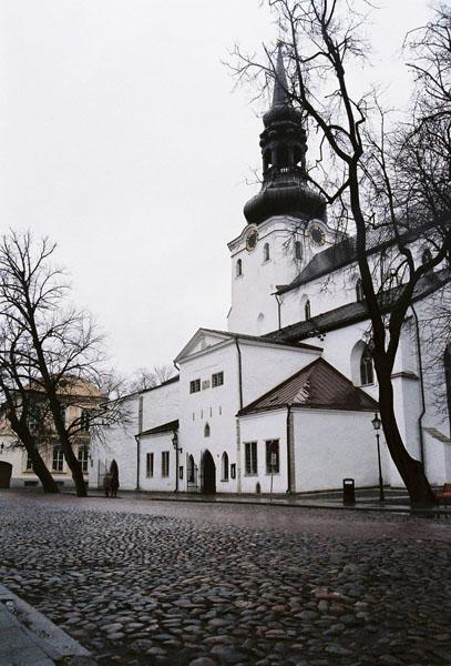 Домский собор / Фото из Эстонии