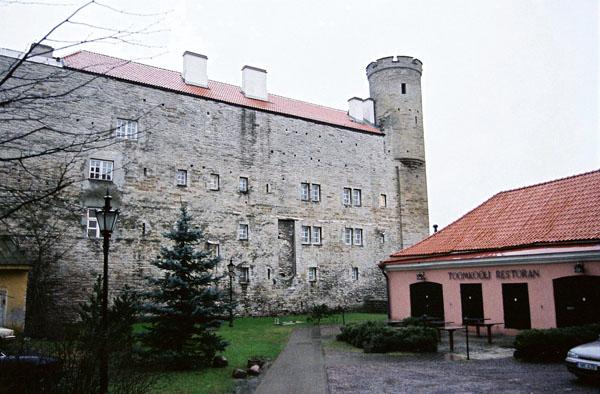 Замок Тоомпеа / Фото из Эстонии