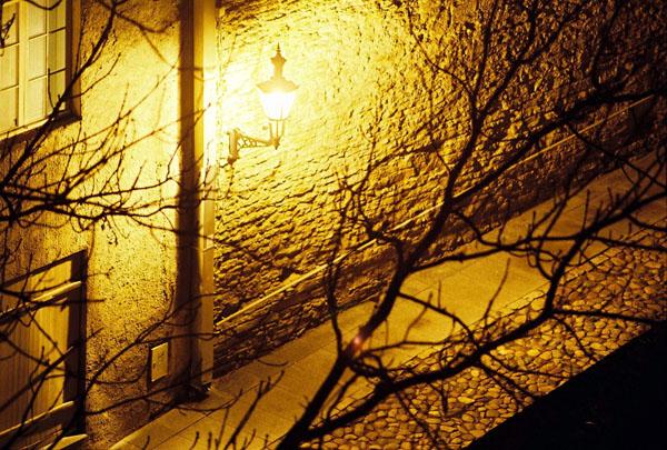 Улица Длинная нога / Фото из Эстонии