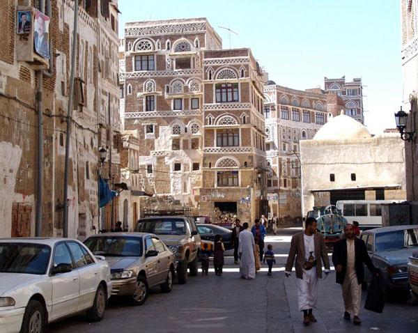 Старый город / Фото из Йемена