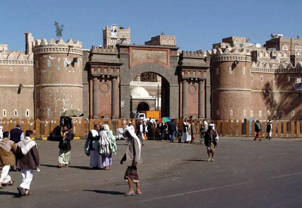 Йеменские ворота / Фото из Йемена