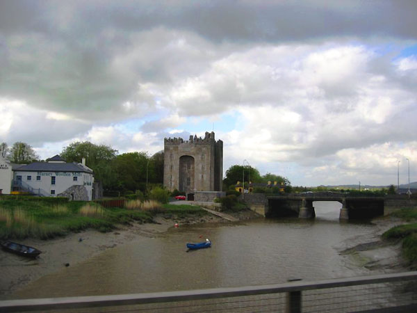 Следы средневековья / Фото из Ирландии