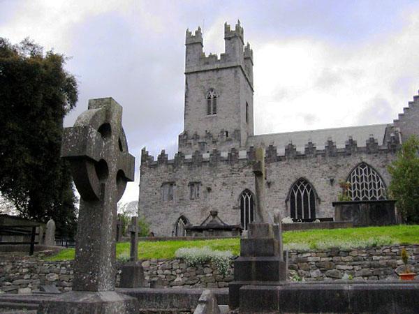 Собор Святой Марии / Фото из Ирландии