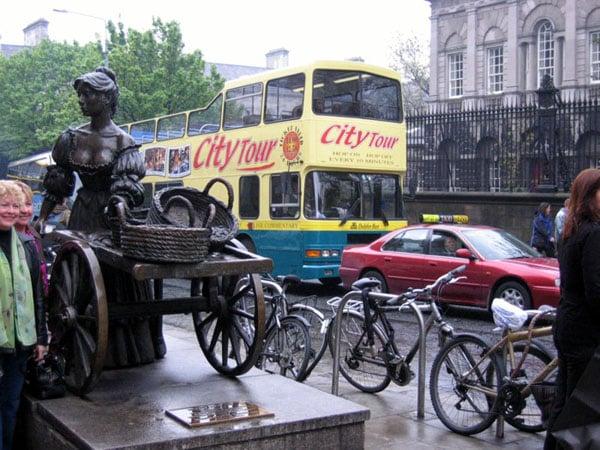 Улицы Дублина / Фото из Ирландии