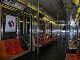 вагон метро / США