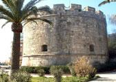 Дуррес, крепость