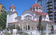 Поградец, новая церковь