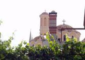 Шкодер, церковь