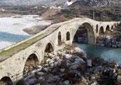 Шкодер, старый мост