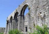 Шкодер, крепость Розафа