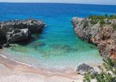 Влера, пляж