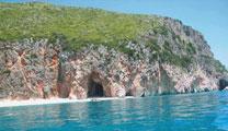 Влера, пещера пиратов