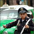 такси-жук / Мексика
