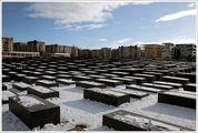 murdered jews of europe memorial / Германия