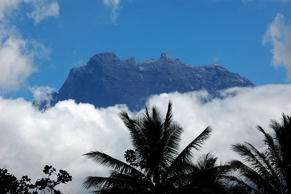 Вершина Кинабалу / Фото из Малайзии