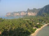 вид с обзорной площадки / Таиланд