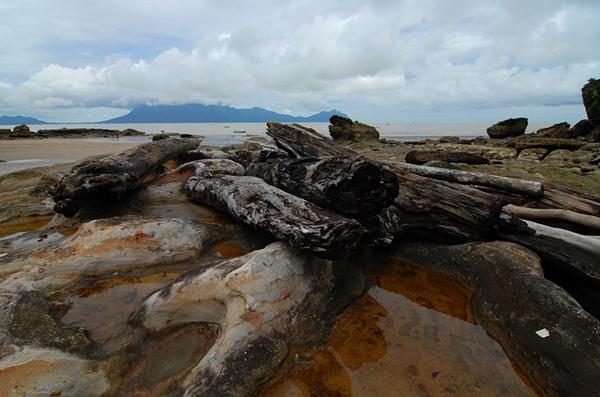 Вышли к морю / Фото из Малайзии