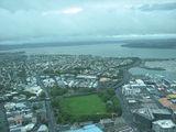 Вид на залив / Новая Зеландия