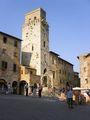 Ускользающая красота, или Жизнь прекрасна: Поджибонси и Сан-Джиминьяно / Италия