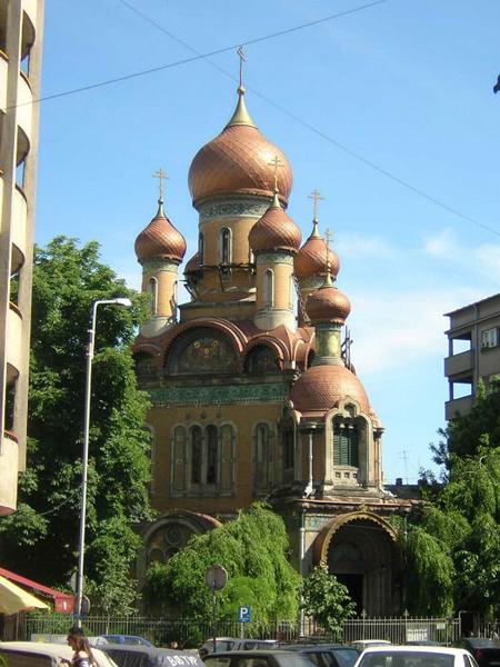 Древняя церквушка / Фото из Румынии