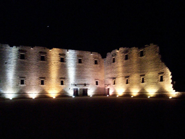 Ночная Фамагуста / Фото с Кипра