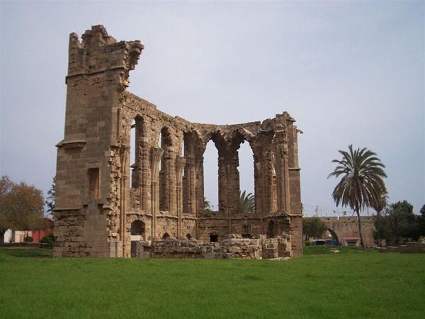 Руины / Фото с Кипра