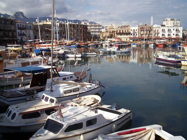 Яхты / Фото с Кипра