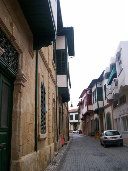 Пустынные улицы / Фото с Кипра