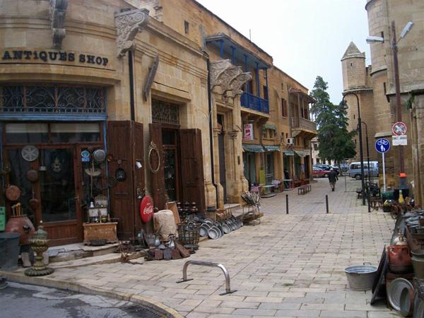 Сувенирная лавка / Фото с Кипра