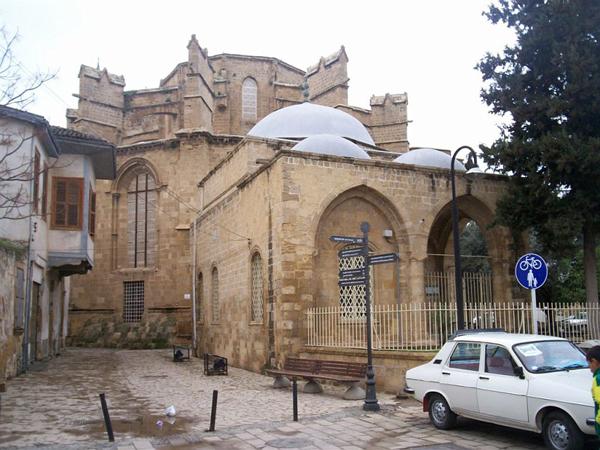 Мечеть / Фото с Кипра