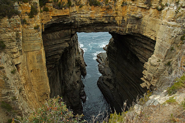 Tasman Arch / Фото из Австралии