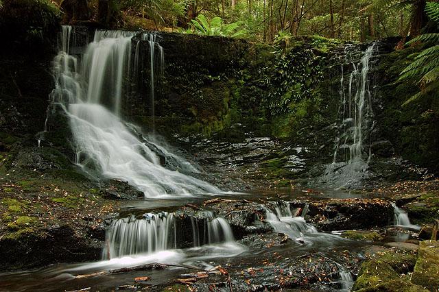 Horseshoe Falls / Фото из Австралии